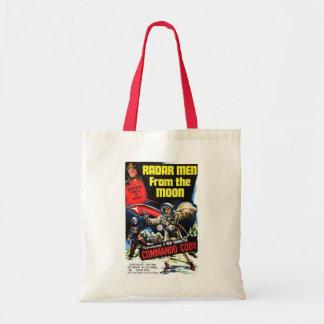 """Radar Men from the Moon"" Bag"