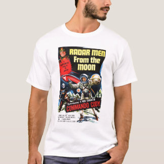 """""""Radar Men from the Moon"""" Tee Shirt"""