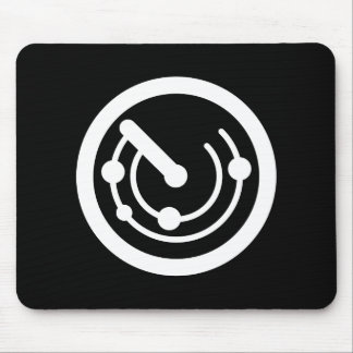 Radar Pictogram Mousepad