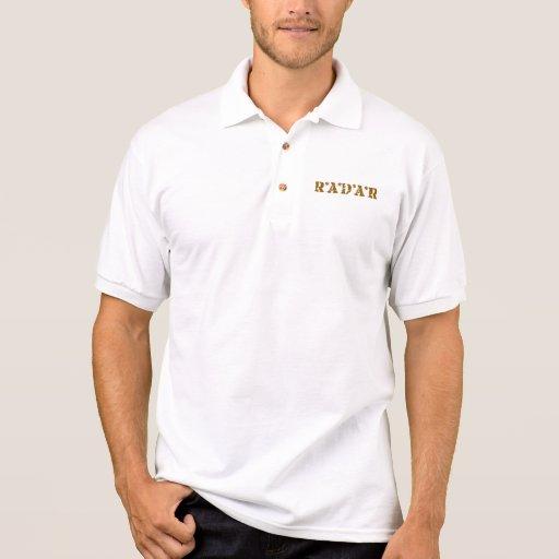 Radar Polo Shirt