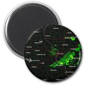 radar screen magnet