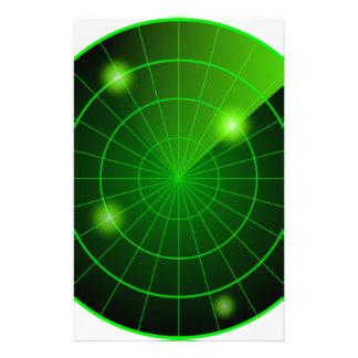Radar Stationery