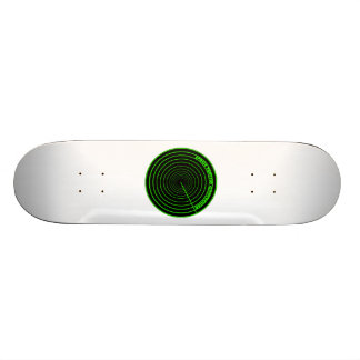 Radar STC Circle Logo Skateboard