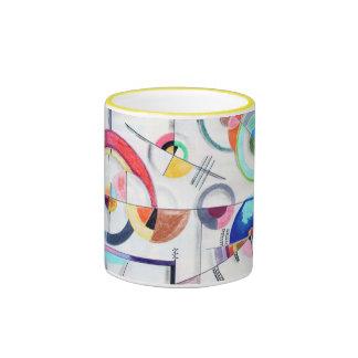 Radar time coffee mug