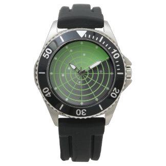 Radar Watch Background Graphic