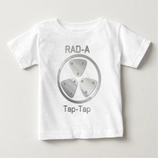 radataptap_steel baby T-Shirt