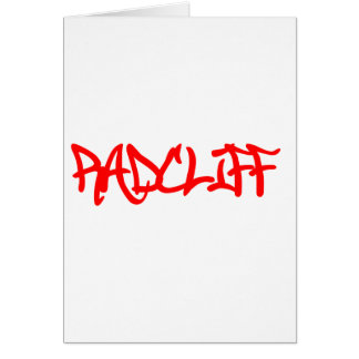 Radcliff Shirts Cards