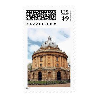 Radcliffe, cámara, biblioteca de Bodleian, Oxford Estampillas