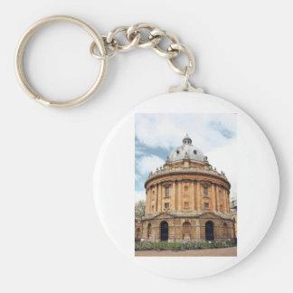 Radcliffe, cámara, biblioteca de Bodleian, Oxford Llaveros Personalizados