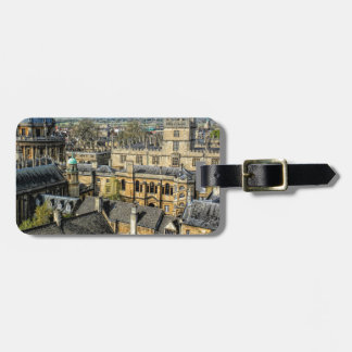 Radcliffe Camera and Bodleian Library Oxford Luggage Tag