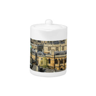 Radcliffe Camera and Bodleian Library Oxford Teapot
