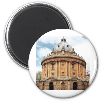 Radcliffe, Camera, Bodleian library, Oxford 2 Inch Round Magnet