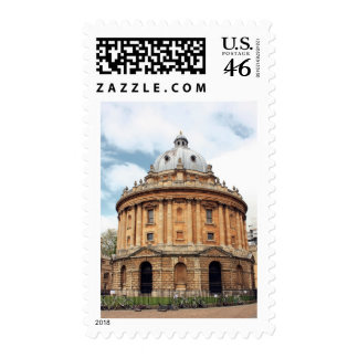 Radcliffe, Camera, Bodleian library, Oxford Stamp