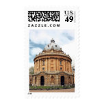Radcliffe, Camera, Bodleian library, Oxford Postage Stamp