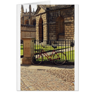 Radcliffe Camera Cards