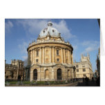 Radcliffe Camera Greeting Card