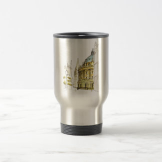 Radcliffe Camera original drawing Travel Mug
