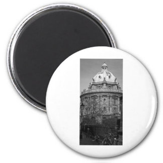 Radcliffe Camera Oxford 2 Inch Round Magnet