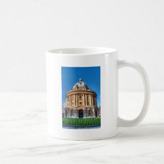 Radcliffe Camera Oxford Classic White Coffee Mug