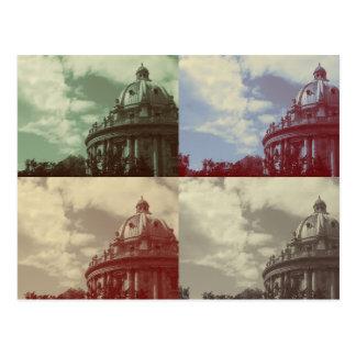 Radcliffe Camera - Oxford Postcard