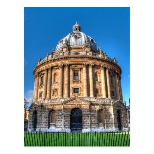 Radcliffe Camera Oxford Postcard