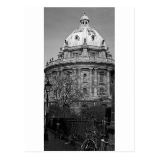Radcliffe Camera Oxford Postcard