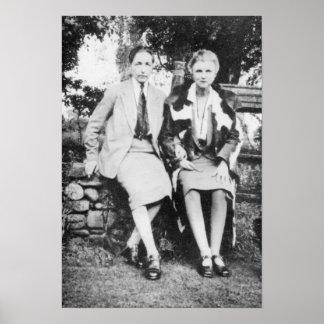 Radclyffe Hall y Una Vicente Impresiones