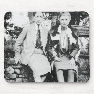 Radclyffe Hall y Una Vicente Alfombrilla De Raton