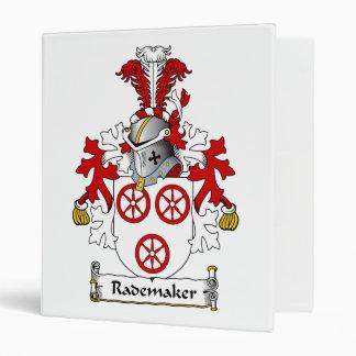 Rademaker Family Crest Binder
