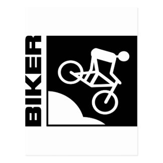 radfahrer biker bike mountainbike mtb downhill postales