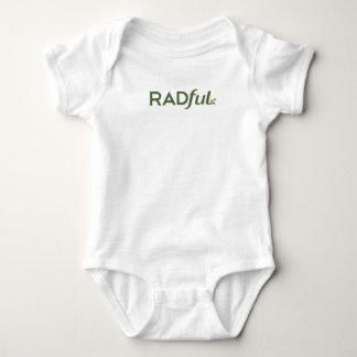 Radful Logo Infant Creeper