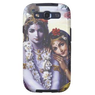 Radha and Krishna Galaxy SIII Case