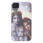 Radha and Krishna Case-Mate iPhone 4 Case