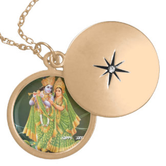 RADHA AND KRISHNA Fashion Locket