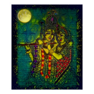 Radha Krishna1 Poster
