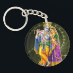 "Radha Krishna keychain<br><div class=""desc"">Get this gorgeous Radha Krishna keychain for yourself or for the love of your life.</div>"