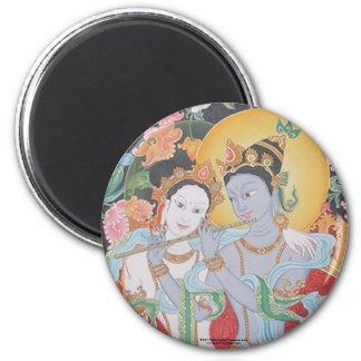 Radha-Krishna Magnet
