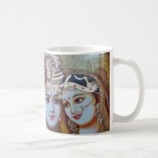 Radha Krishna mug