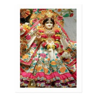 Radha KRISHNA para el amor, prosperidad de la paz Postales