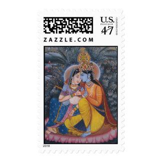 Radha Krishna Stamps