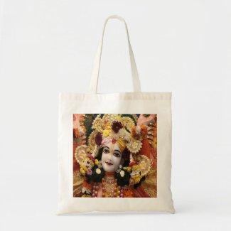 Radha RADHA Krishna KRISHNA Tote Bags