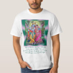 Radha y Krishna Playeras