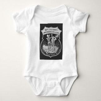 Radham's Microbe Killer Baby Bodysuit