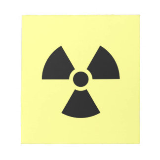 Radiación Bloc De Notas