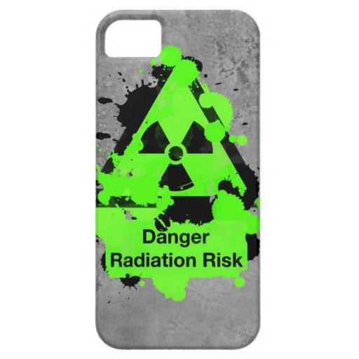 Radiación - caso de Barely There del iPhone 5 iPhone 5 Fundas