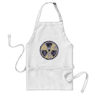 Radiación - cl-dist delantal