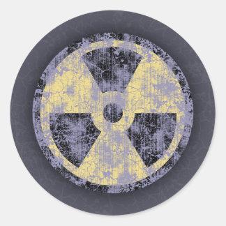 Radiación - cl-dist etiqueta