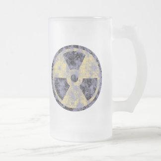 Radiación - cl-dist taza de cristal