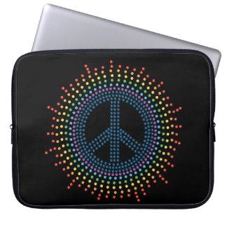 Radiación de la manga del ordenador portátil del funda ordendadores