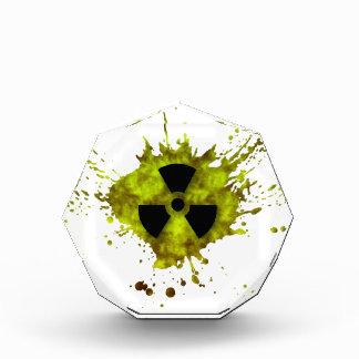 Radiación Splat - desechos radioactivos